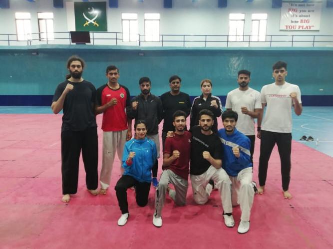 Pakistan Taekwondo Team to Participate in Asian Championship